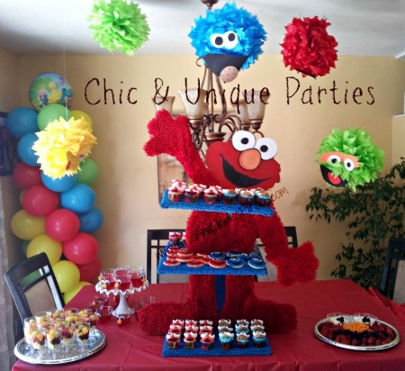 Best Images About Sesame Street Cake And Party Jpg 450x412 First Birthday Ideas
