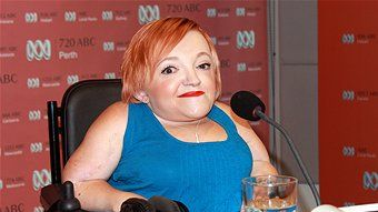 Stella Young, editor of Rampup, advocate and comedian