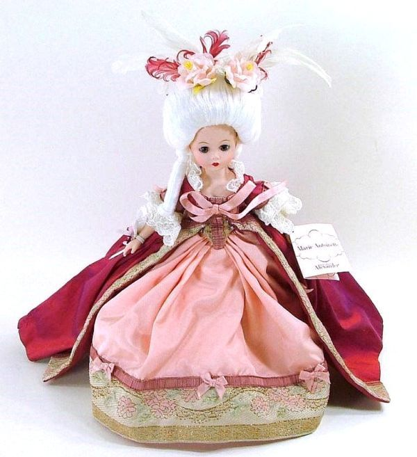 Madame Alexander Marie Antoinette Box # 40060 Value and Details