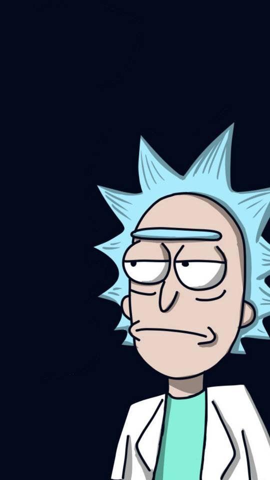 《Rick and Morty / Rick Sanchez》 | Rick & Morty em 2019 ...