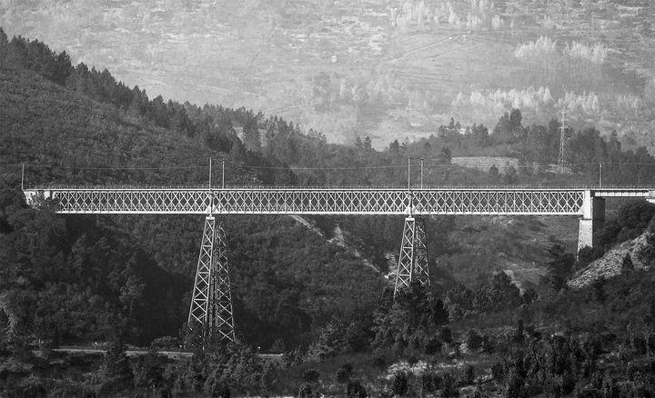 RODÃO RAILWAY BRIDGE