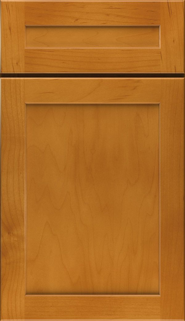 Winstead Shaker style cabinet doors are available in Maple wood with eleven different finishes - only from Aristokraft Cabinetry.