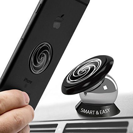 30 will win a $39.99 Magnetic Phone Car Mount by Ideas4Comfort   UPGRADED Mobile Phone Holder   Compact Handsfree Small & Universal Design for iPhone 8/10/7/7. Enter at Amazon now!