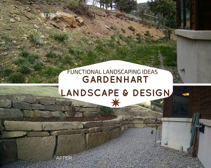 13 best Retaining Walls Steps by Gardenhart Landscape Design