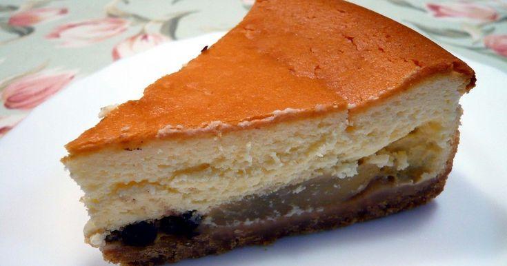 洋梨のチーズケーキ by としこ屋 【クックパッド】 簡単おいしいみんなのレシピが278万品