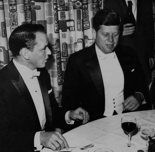 Frank & JFK