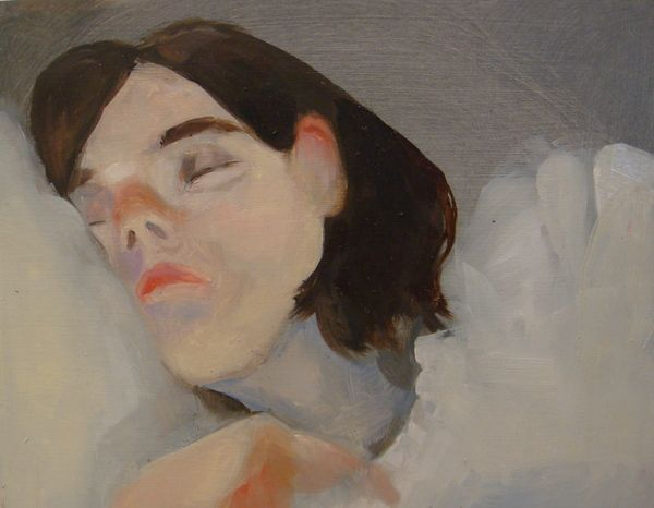 Degas-Inspired Portraits of Sleeping Women by Andie Dinkin