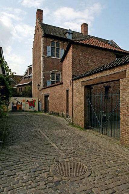 Tot diep in de 18de eeuw stond het Patershol bekend als het 'miljoenenkwartier' van Gent. Het was immers de gegoede burgerij die hier stenen huizen liet bouwen. Met de groei van de industrie binnen de stadsmuren veranderde de buurt in een arbeiderswijk, met beluiken en armoedige huisjes. Vanaf de jaren 1970 werd het Patershol geherwaardeerd.