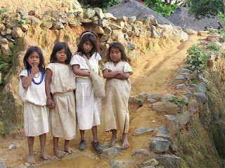 Colombie (les kogis, les arhuaco, les arsario) Les peuples les plus célèbres de Cocomagnanville en 2015 - coco Magnanville