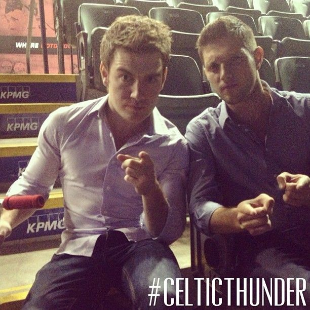 11 best celtic comet images on pinterest celtic thunder irish getting ready for the first meet greet of the tour from celtic thunder ermahgerd meet me m4hsunfo