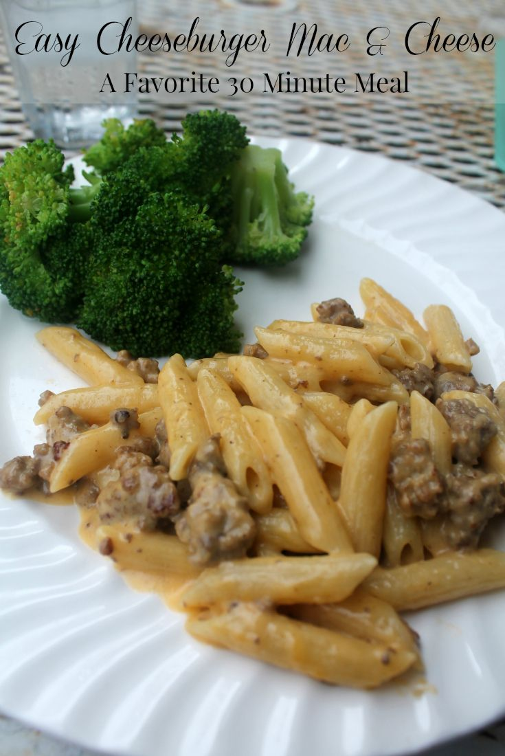 Homemade Mac and Cheese Recipe with Hamburger - Real: The Kitchen and Beyond