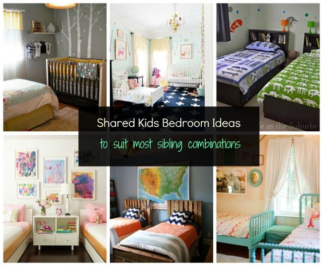 Best Sibling Room Combinations