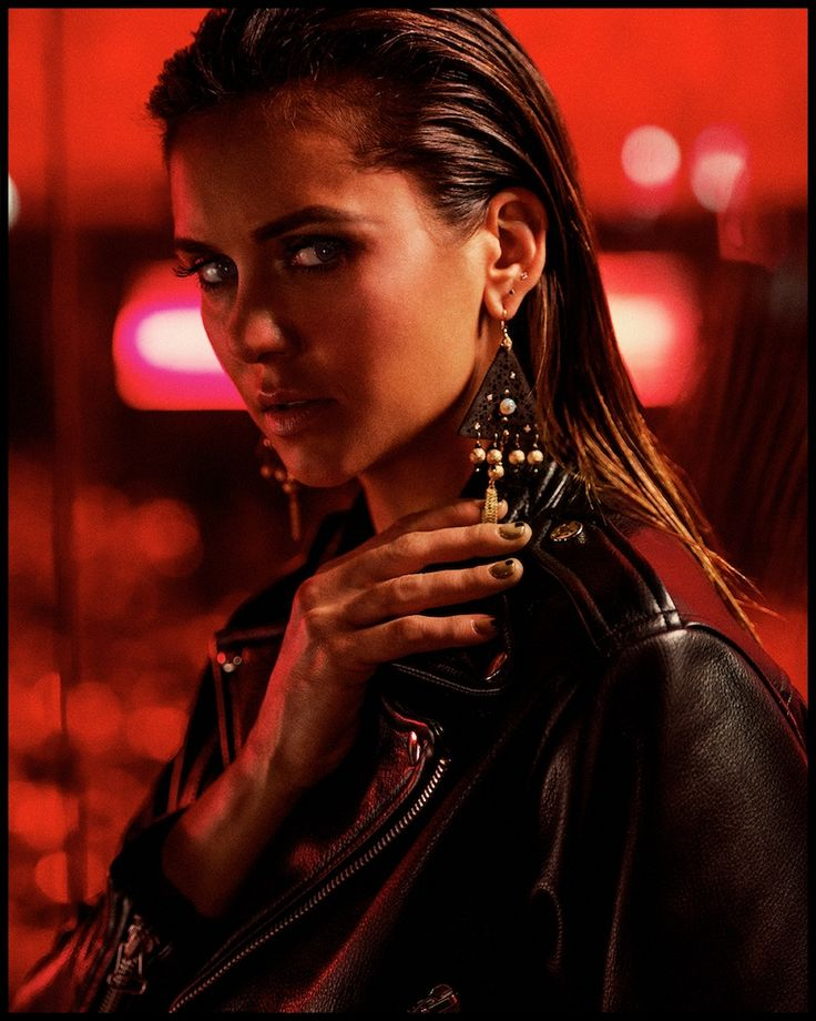 - Slideshow - Nina Dobrev - Interview Magazine