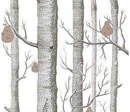 Cole & Son behang Woods with pears