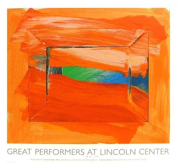 Howard Hodgkin - The Sky's The Limit