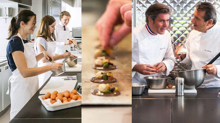 École et ateliers de cuisine - Lenôtre