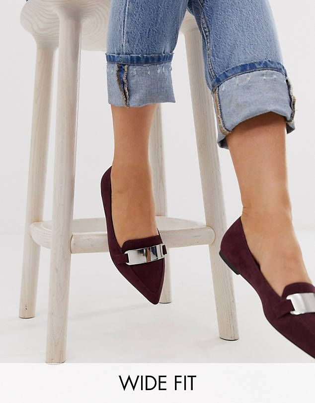 Boots | ASOS | Wide fit shoes