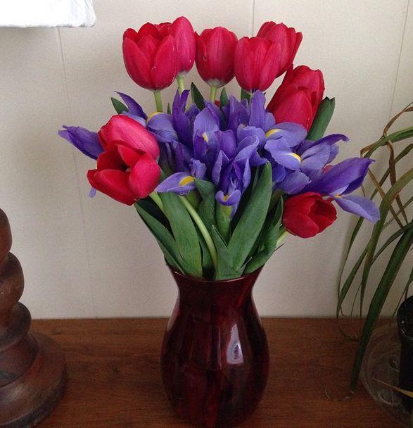 A Dozen Hugs, A Dozen Kisses - Flowers How about a dozen hugs and