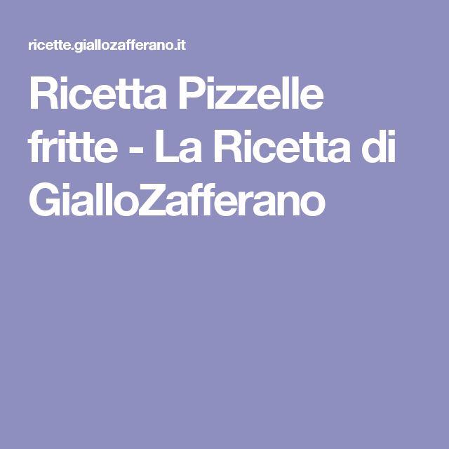 Ricetta Pizzelle fritte - La Ricetta di GialloZafferano