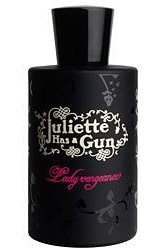 "Juliette Has  Gun Lady Vengeance--gorgeous sensual fragrance, a less psychotic ""angel"""