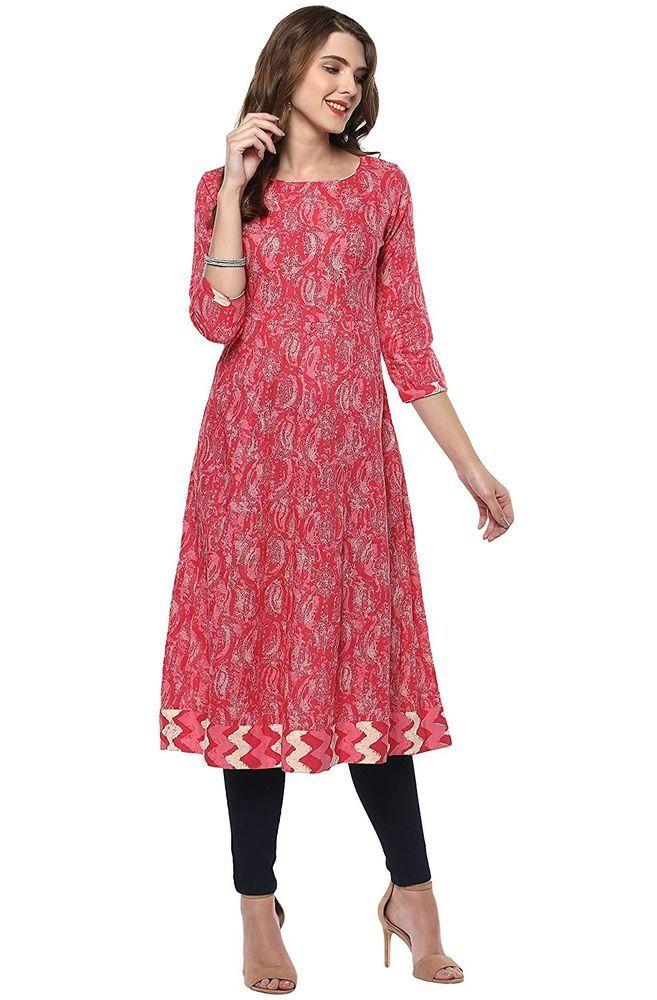 e9ef51592f Indian Bollywood Kurti Kurta Designer Women Ethnic Dress Top Tunic  Pakistani AZ