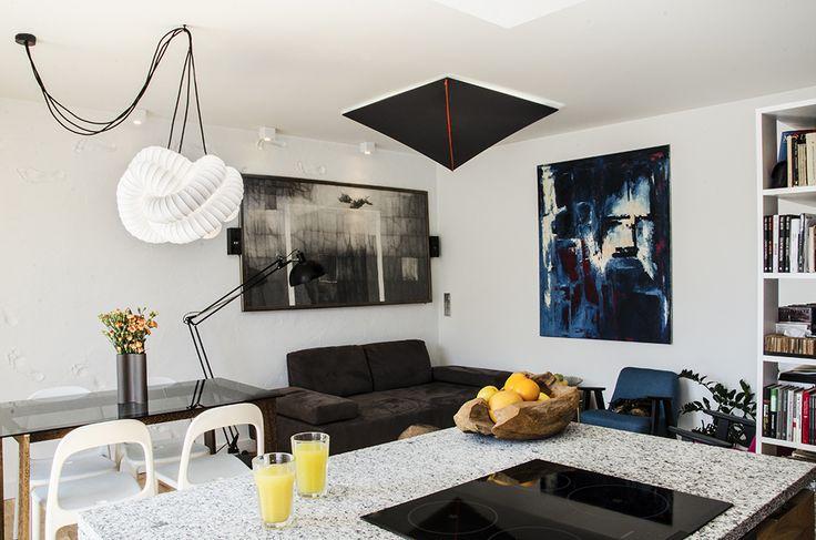 MIESZKANIE W POZNANIU, 62m2 - Projektowanie wnętrz, mebli i oświetlenia oraz druk 3D – Artes Design