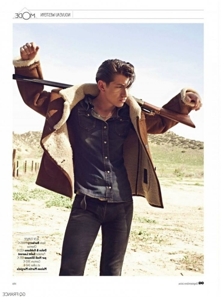 Cool Alex Turner Leather Jacket Fashion Style