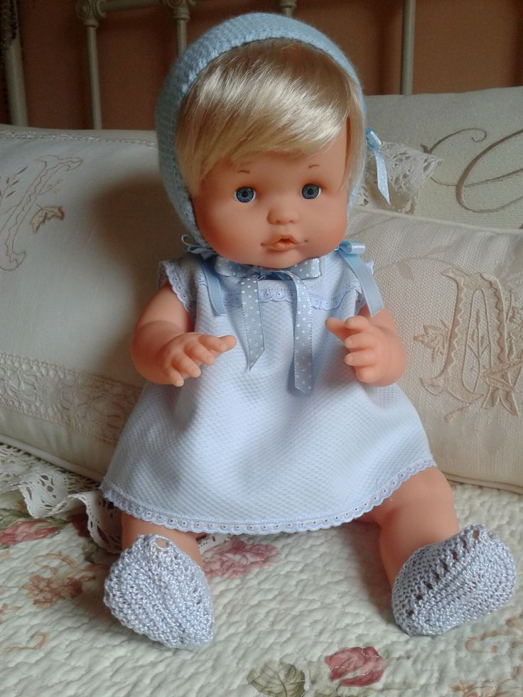 102 best nenuco images by Puche on Pinterest | Baby born, Vestidos ...