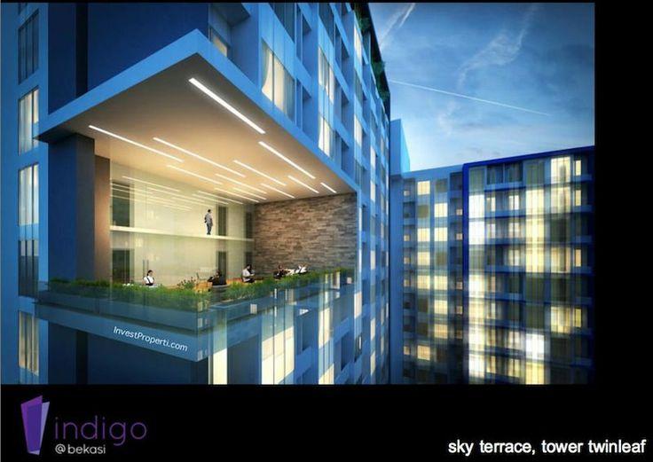 Sky Terrace @ Indigo Bekasi Apartment