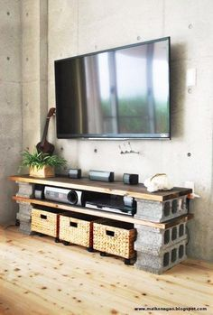 Risultati immagini per diy tv meubel