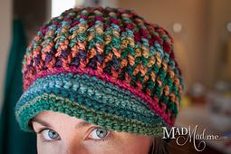 Ravelry: Mad Cap in Cables pattern by Charissa Ragsdale