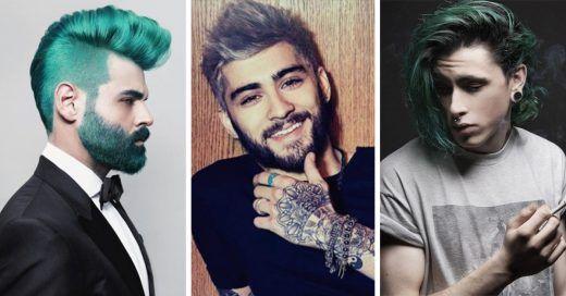 15 Imágenes que demuestran que los hombres con el cabello teñido se ven totalmente rídiculos