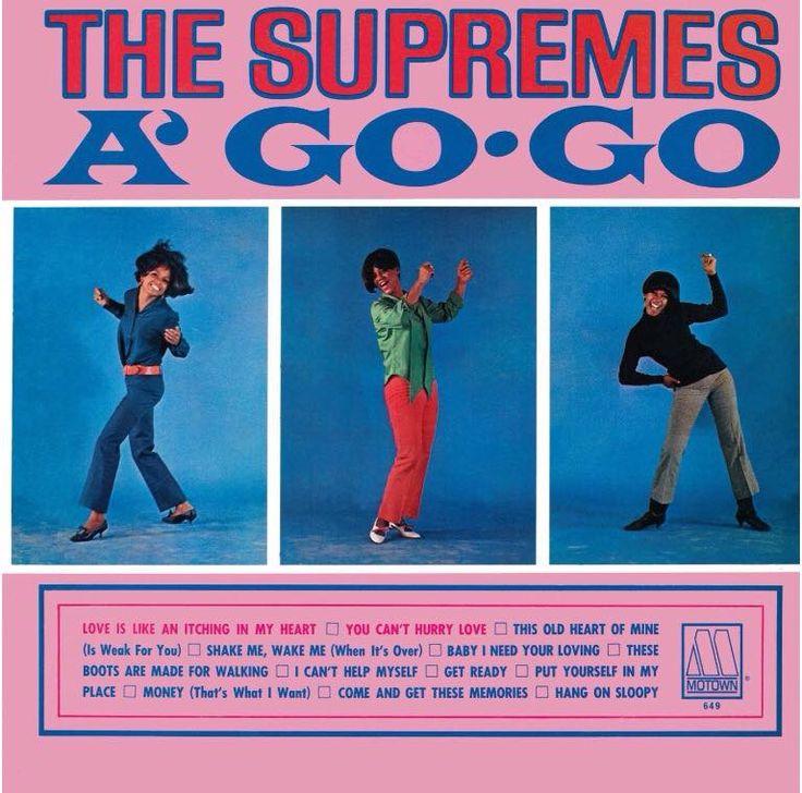The Supremes - Album Cover