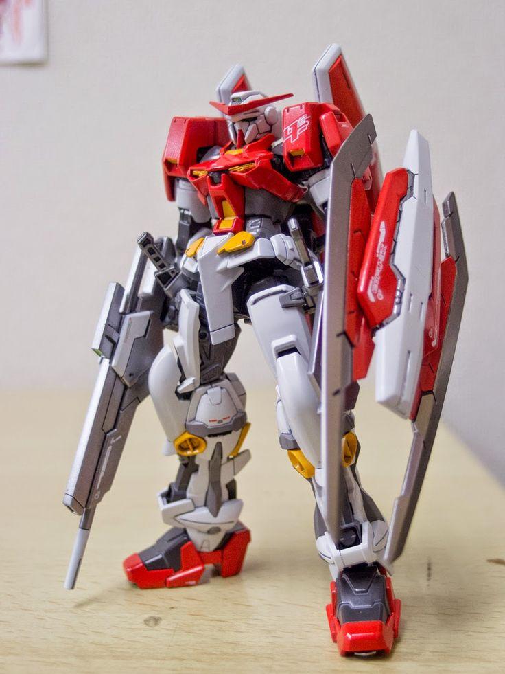 Custom Build: 1/144 Assault Astray Gundam - Gundam Kits Collection News and Reviews