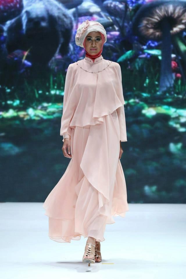 From Kamis, at Indonesian Islamic Fashion Fair