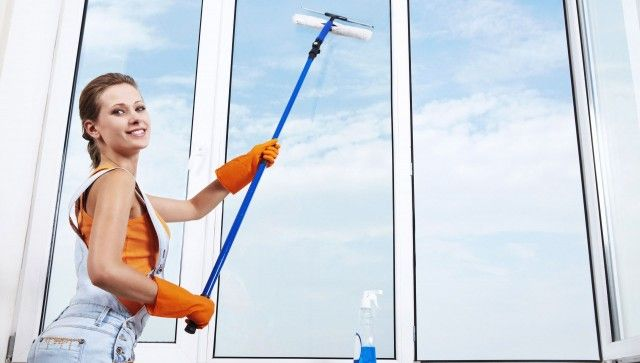 Стекла без разводов: как правильно мыть окна 0