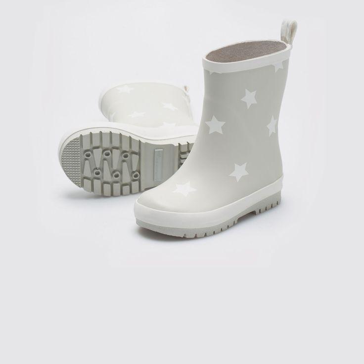 GUMMISTIEFEL MIT STERNEN - Kinder - Homewear & shoes | Zara Home Deutschland