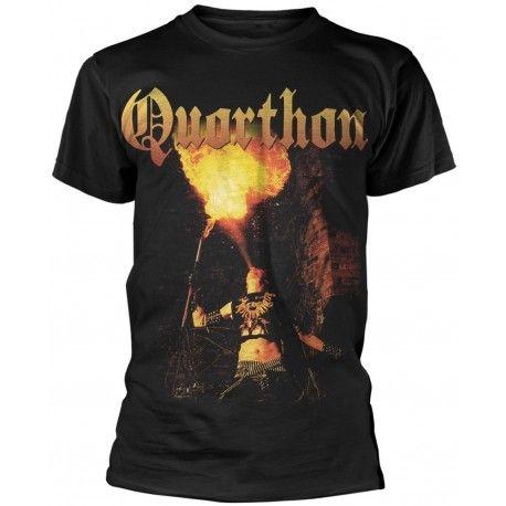 Quorthon (Bathory): Hail The Hordes (tricou)