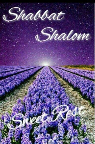 Shabbat Shalom Sweet Rest