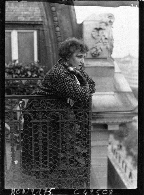 Colette, Paris 1932