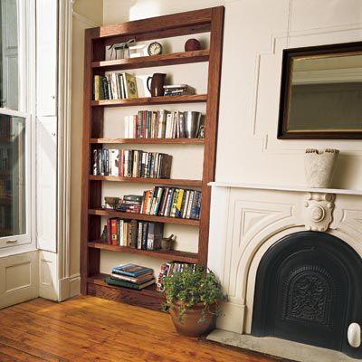 210 Best Bookshelves Images On Pinterest Home Ideas