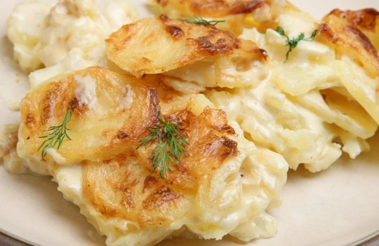 cool 3 smartPoints Scalloped Potatoes
