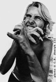 Jay Adams (from the z-boys) - Harrison should have this hair.