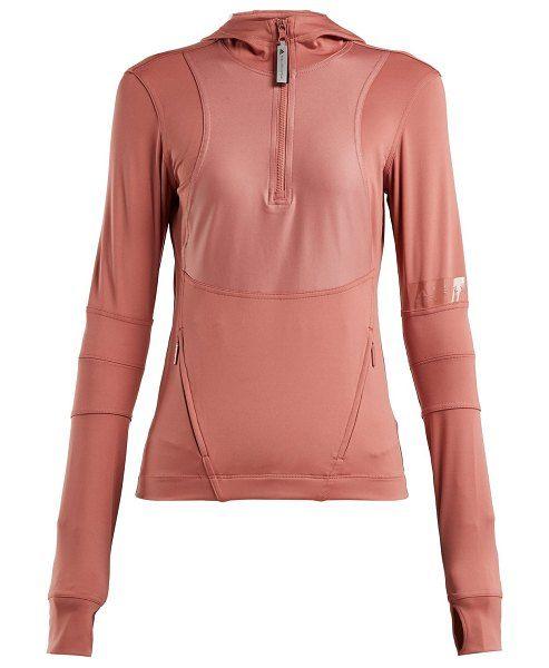 0a6091b3856e Adidas By Stella McCartney Adidas By Stella Mccartney - Run Hooded  Performance Top.  adidasbystellamccartney