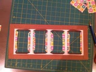 customizing a picture mat tutorial picture mattingdiy crafts