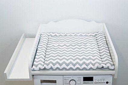 KraftKids Wickelaufsatz - weiß passend für alle Waschmaschinen