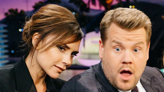 Victoria Beckham Explains Why Her Signature Poker Face Works
