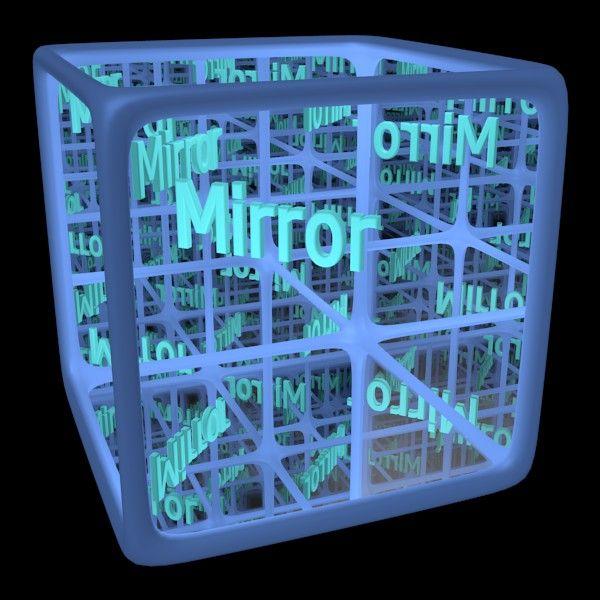 Infinity Mirror Cube