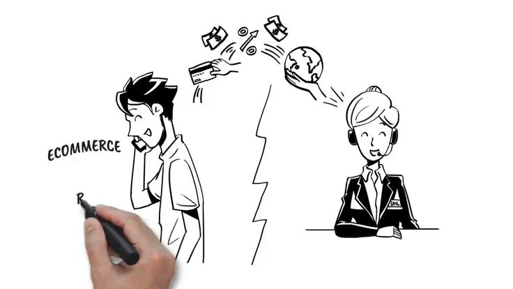 whiteboard animation by TAK-TIK visual solutions for DHL