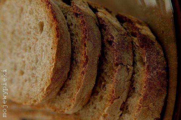 Chleb pszenno - żytni (na zakwasie)